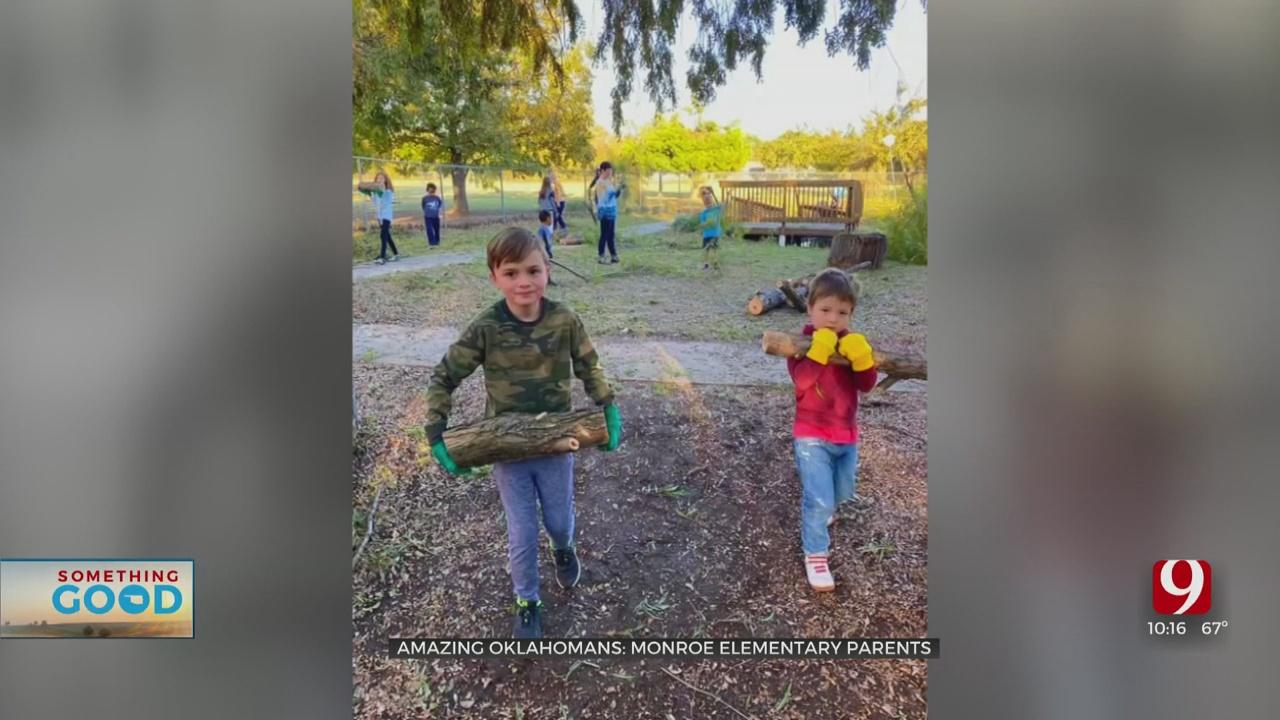 Amazing Oklahomans: Monroe Elementary PTA
