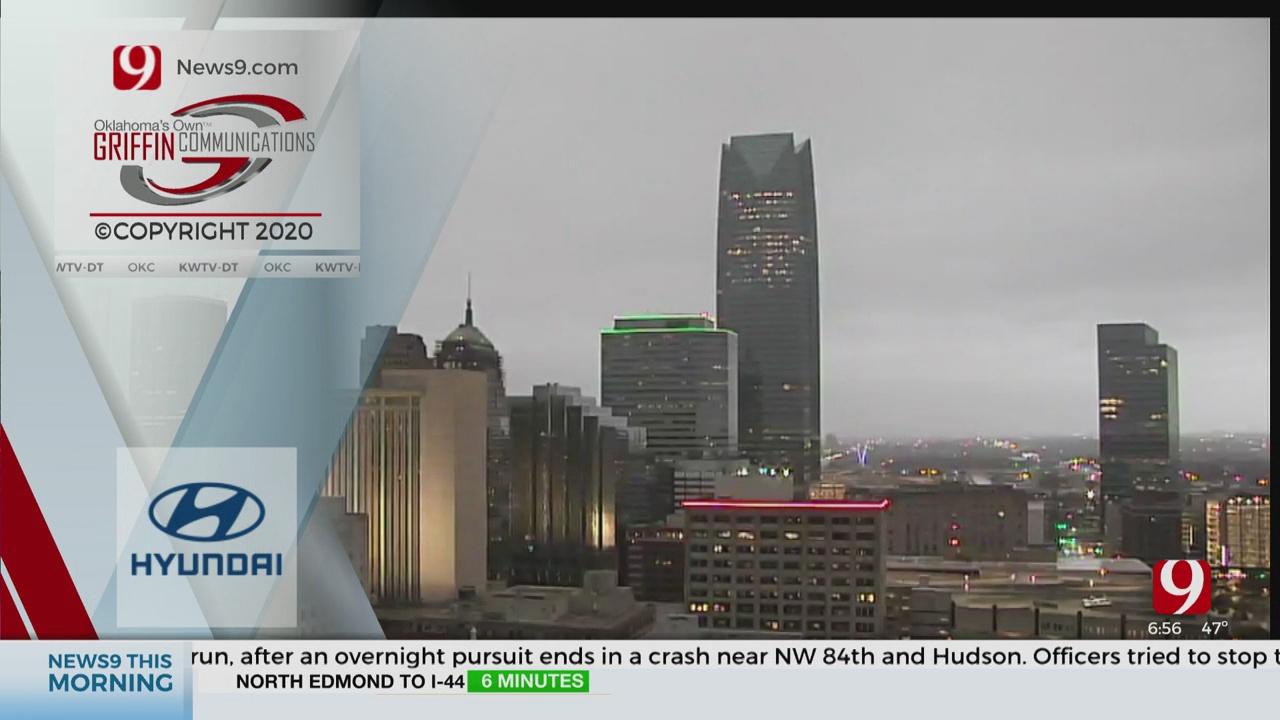 News 9 6 a.m. Newscast (Nov. 10)