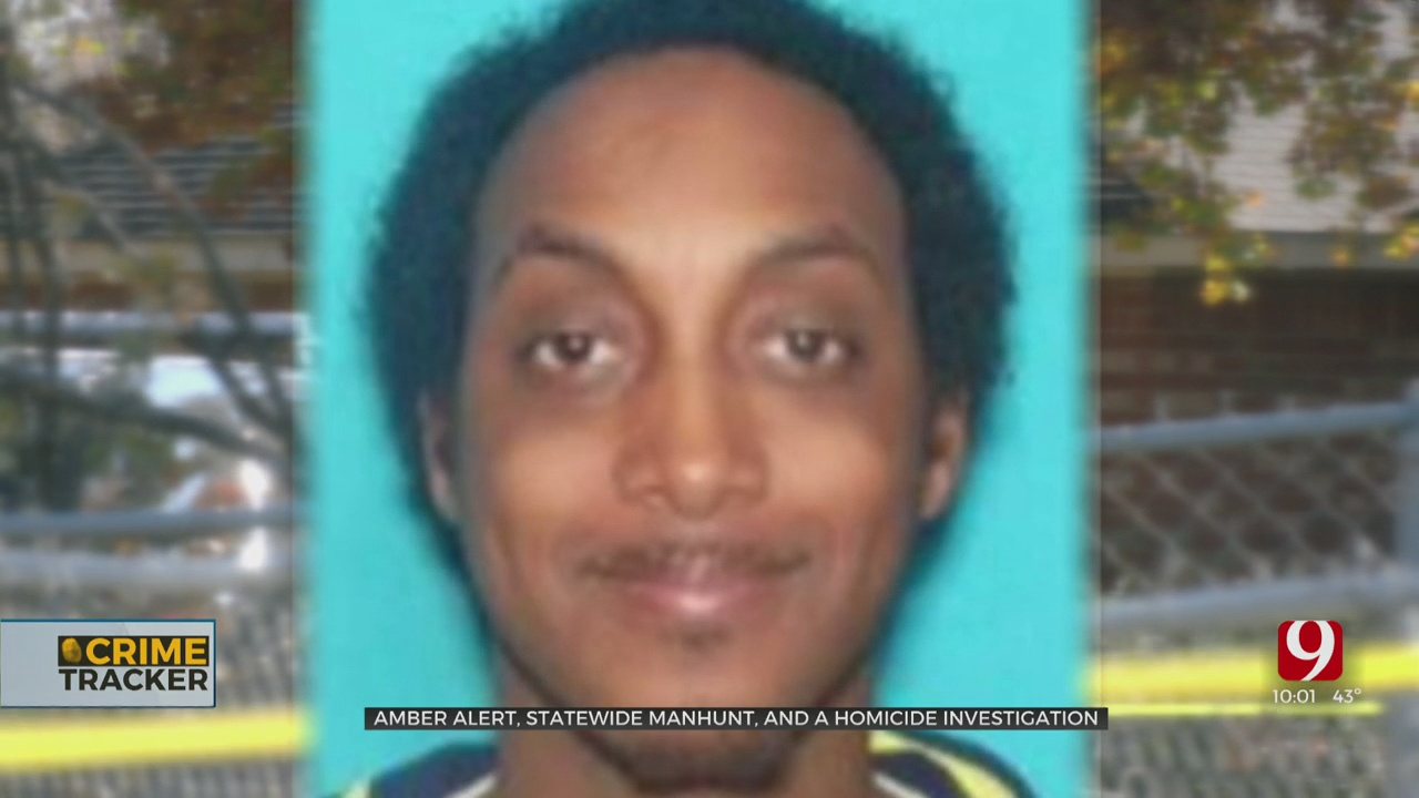 Authorities Search For Suspect Wanted In Connection With Amber Alert, OKC Homicide