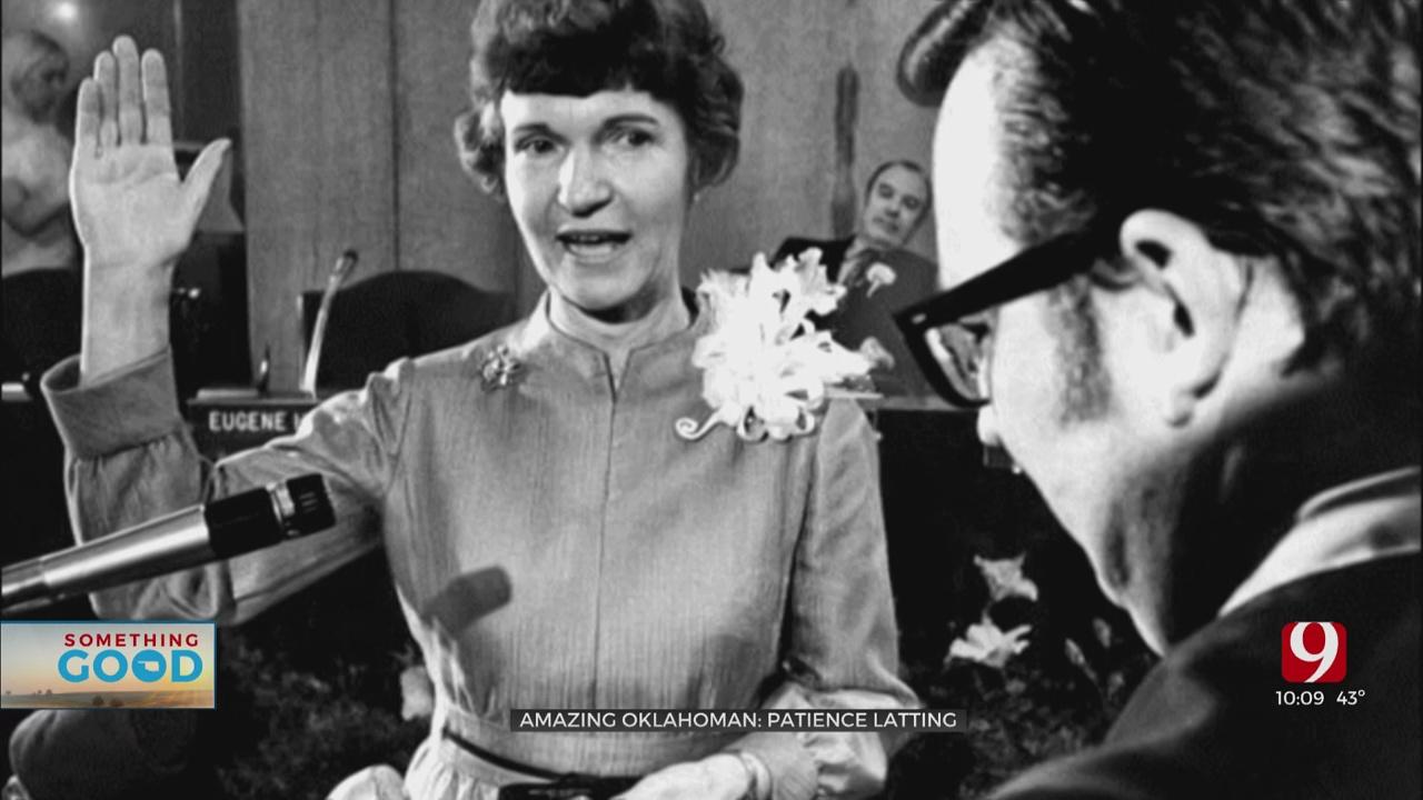 Amazing Oklahoman: Patience Latting OKC's 1st Female Mayor