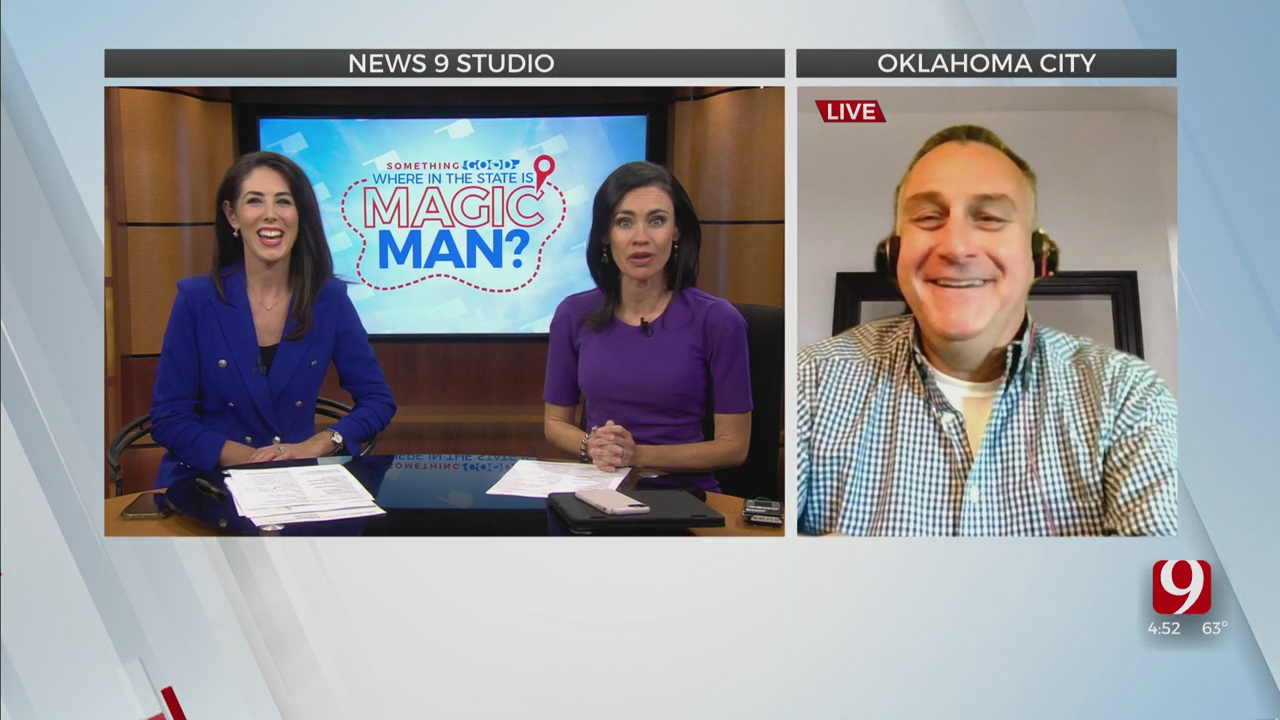 Where In The State Is Magic Man?: Nov. 11, 2020