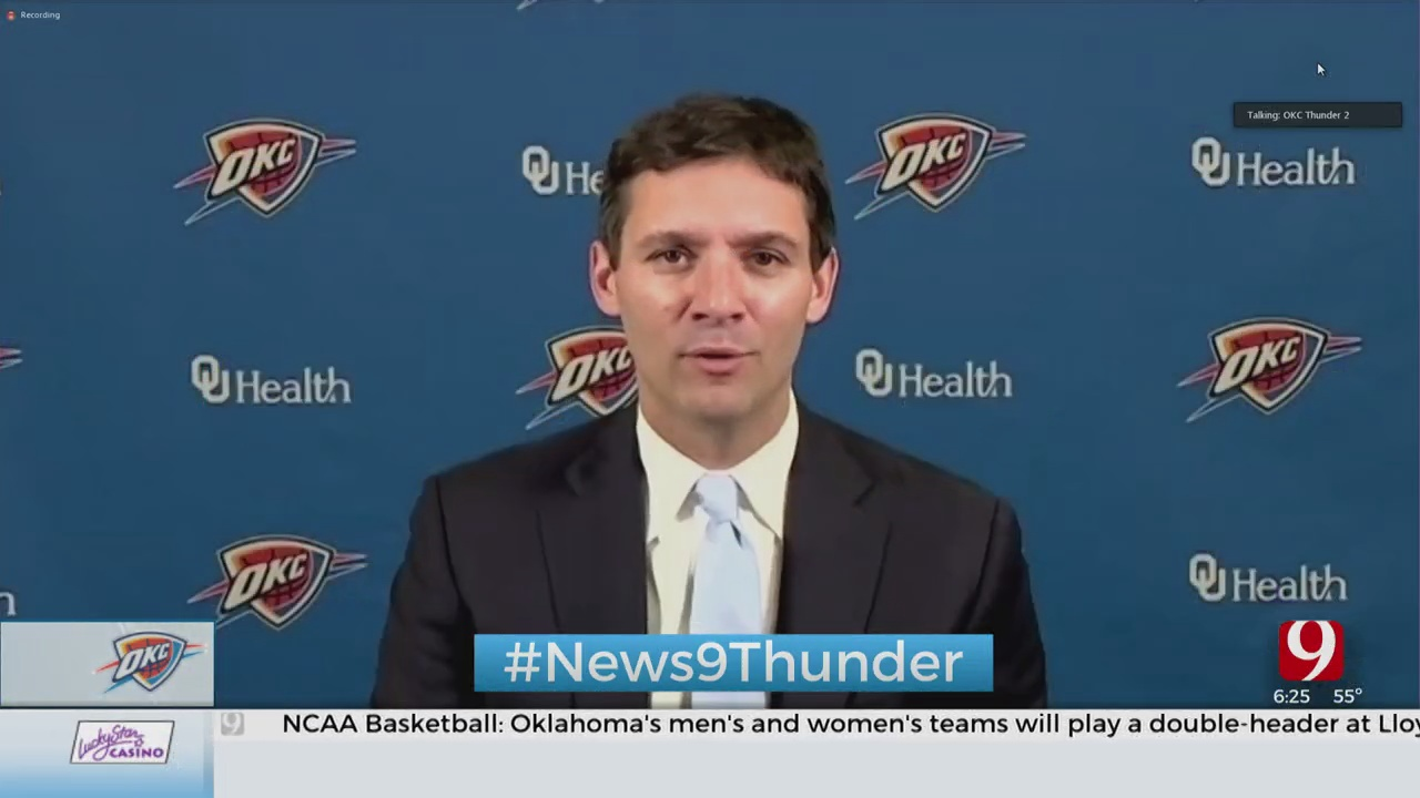 Thunder Promotes Mark Daigneault To Head Coach