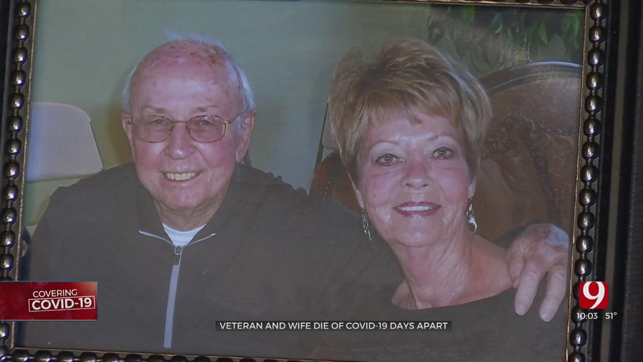 Air Force Veteran, Wife Of 63 Years Die Days Apart Of COVID-19