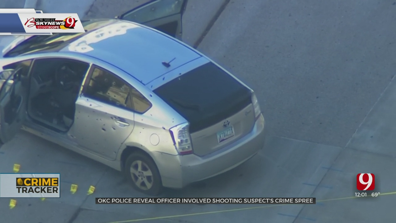 OCPD Says Man Killed In Shootout With Police Was Amber Alert Suspect