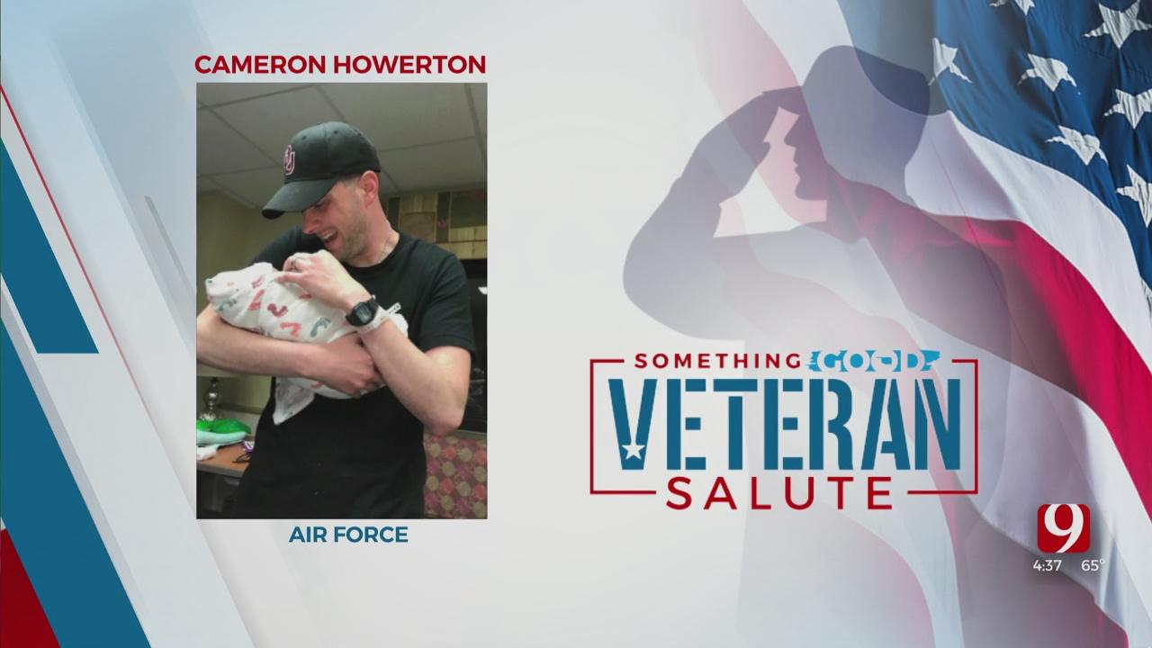 Veteran Salute: Cameron Howerton