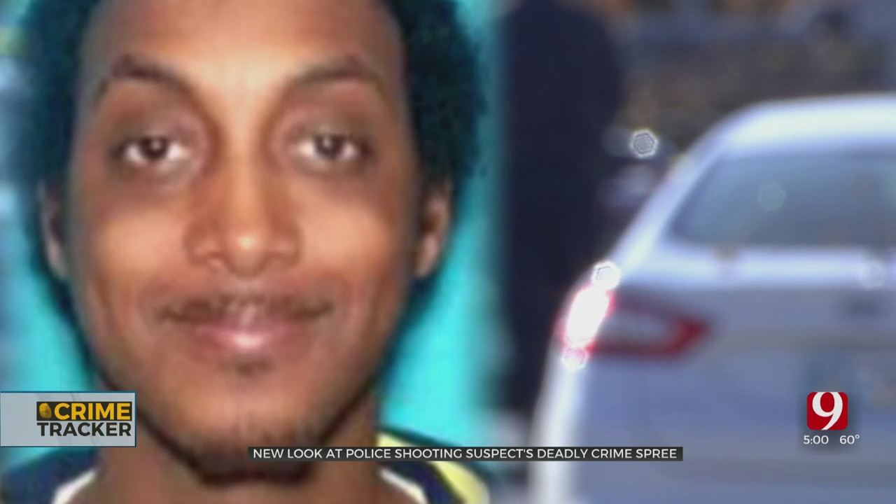 OKC Amber Alert Suspect Accused Of Multiple Homicides, Carjackings & A Shootout With Police