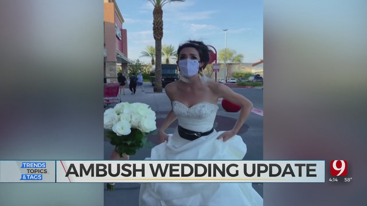 Trends, Topics & Tags: Ambush Wedding Update