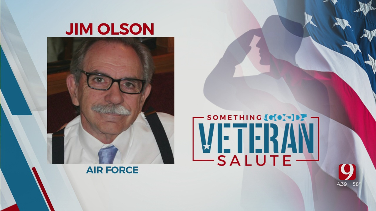 Veteran Salute: Jim Olson