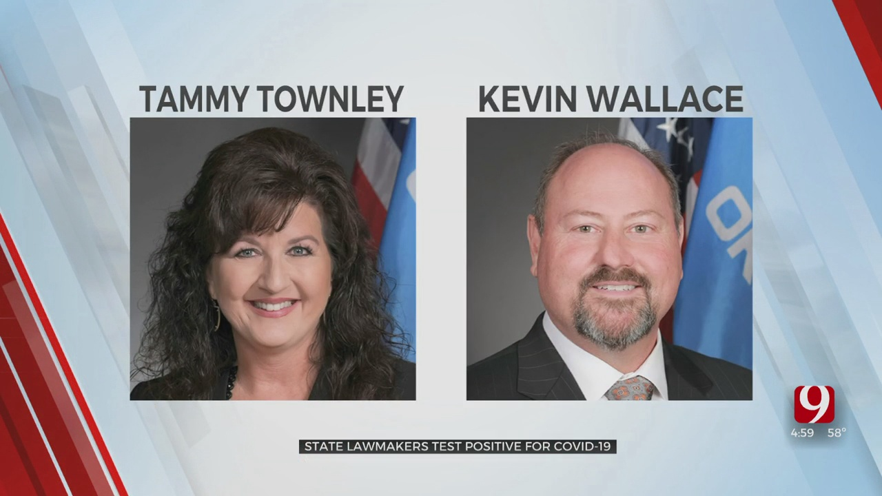 State Senate Swearing In Event Canceled After Reps. Test Positive For COVID-19