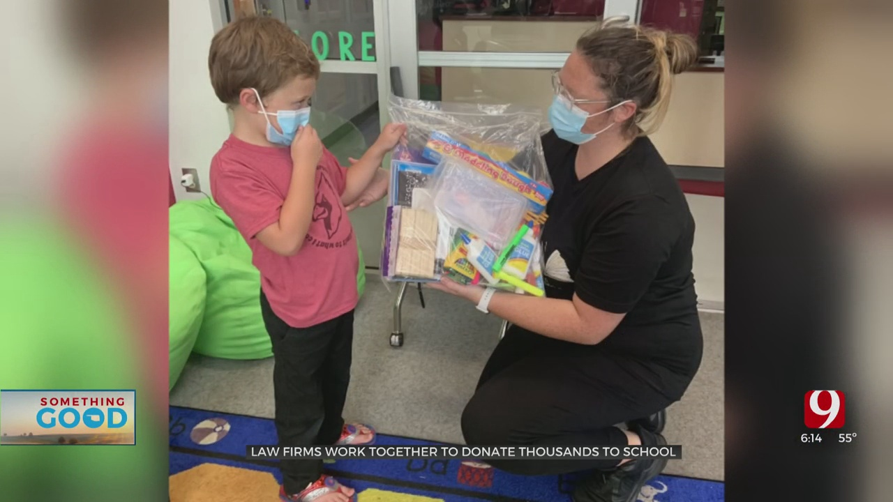 Law Firms Come Together To Help OKC Students