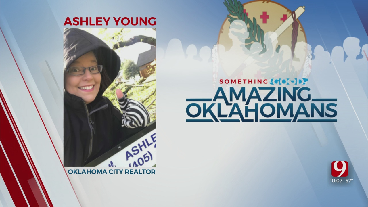 Amazing Oklahoman: Ashley Young