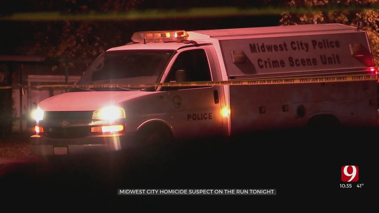 Midwest City Police Provide Updates On Separate Homicides