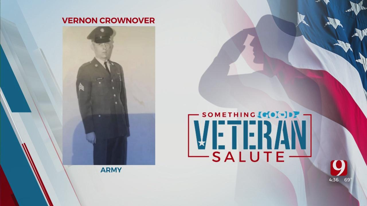 Veteran Salute: Vernon Crownover
