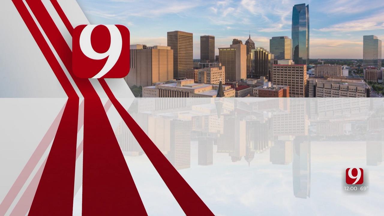 News 9 At Noon Newscast (Nov. 17)