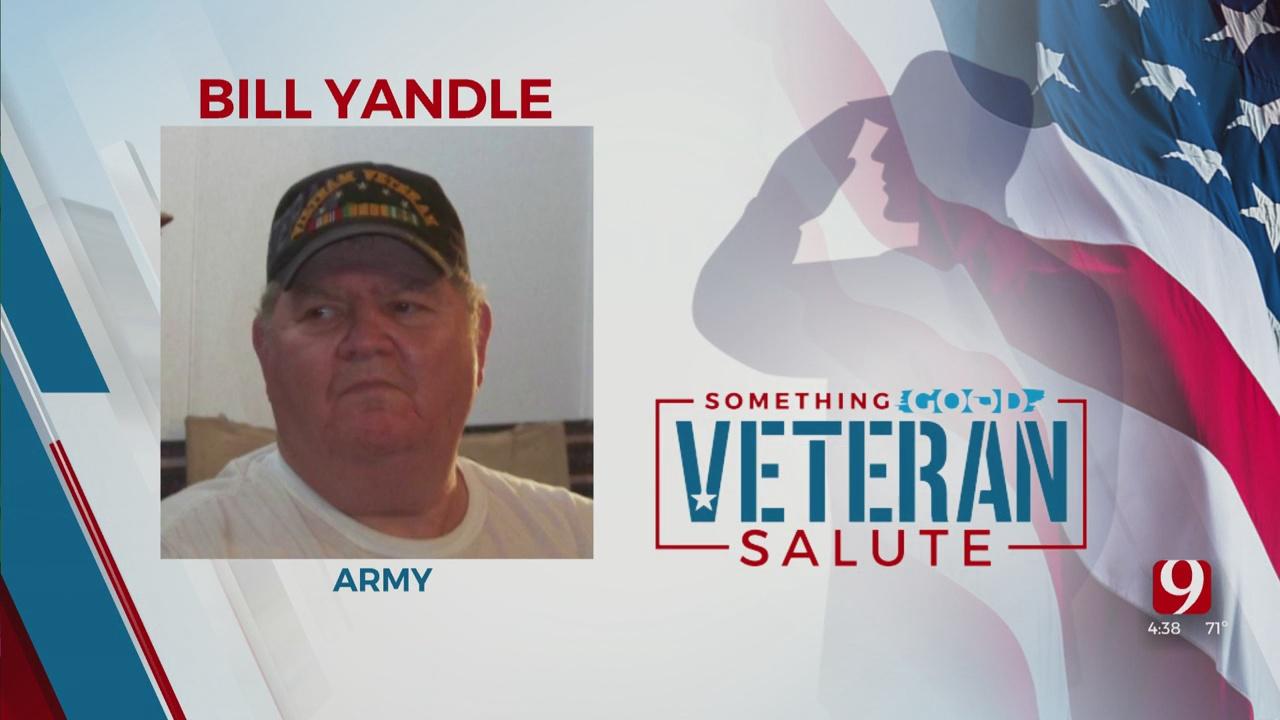Veteran Salute: Bill Yandle