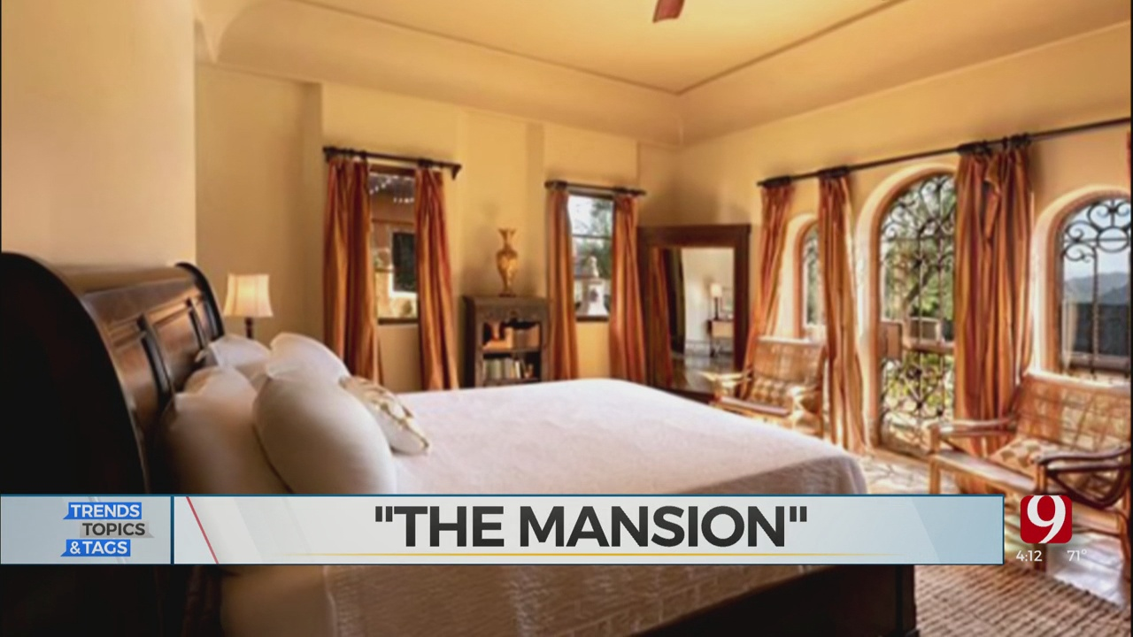 Trends, Topics & Tags: 'Bachelor' Mansion For Rent