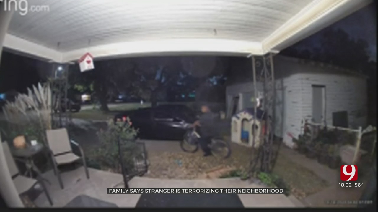 Warr Acres Police Searching For Alleged Repeat Burglar