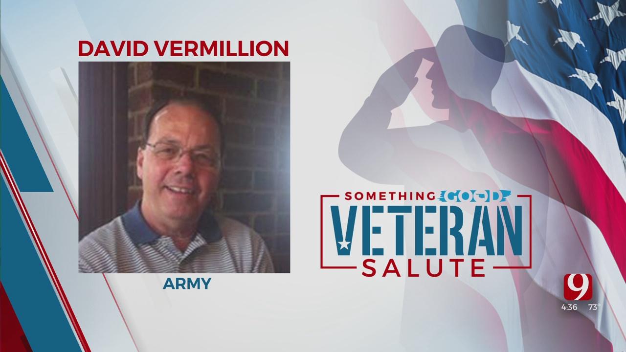 Veteran Salute: David Vermillion