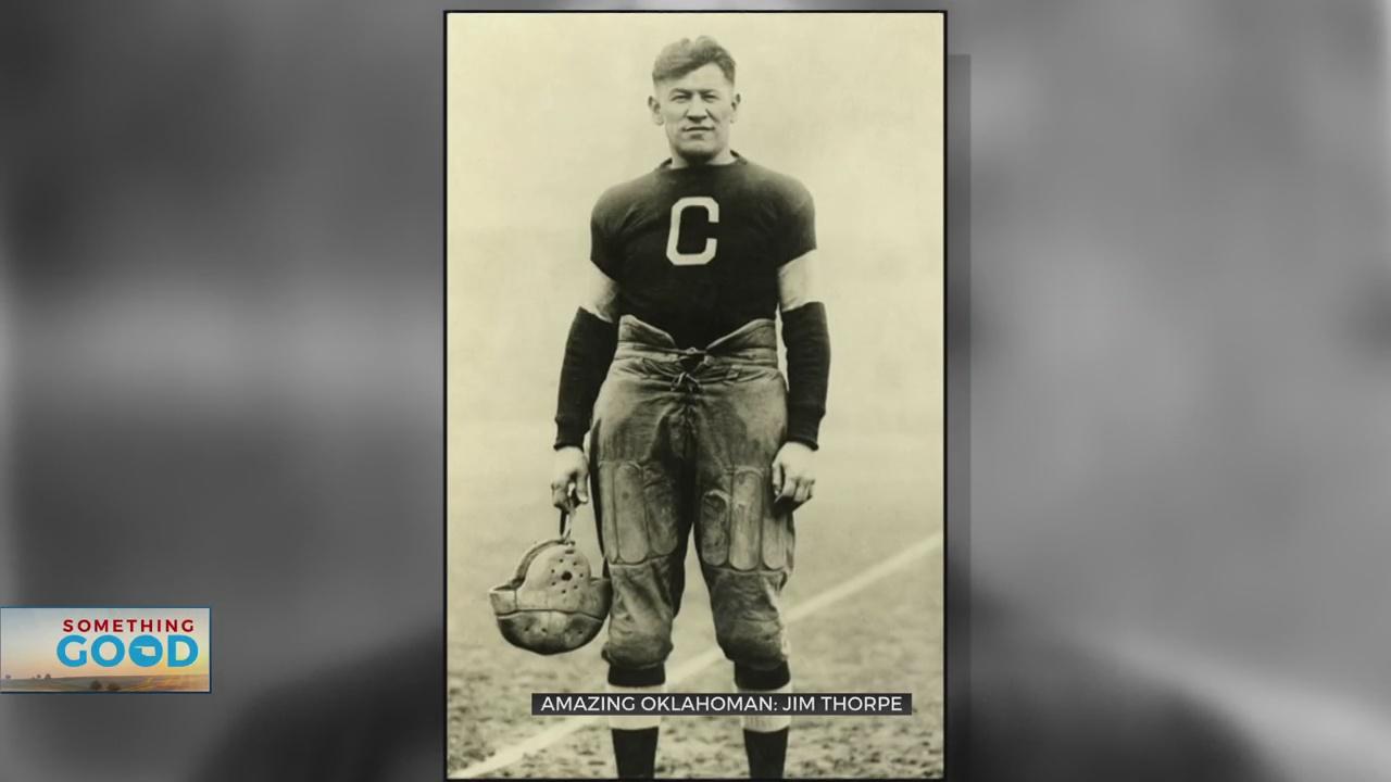 Amazing Oklahoman: Jim Thorpe