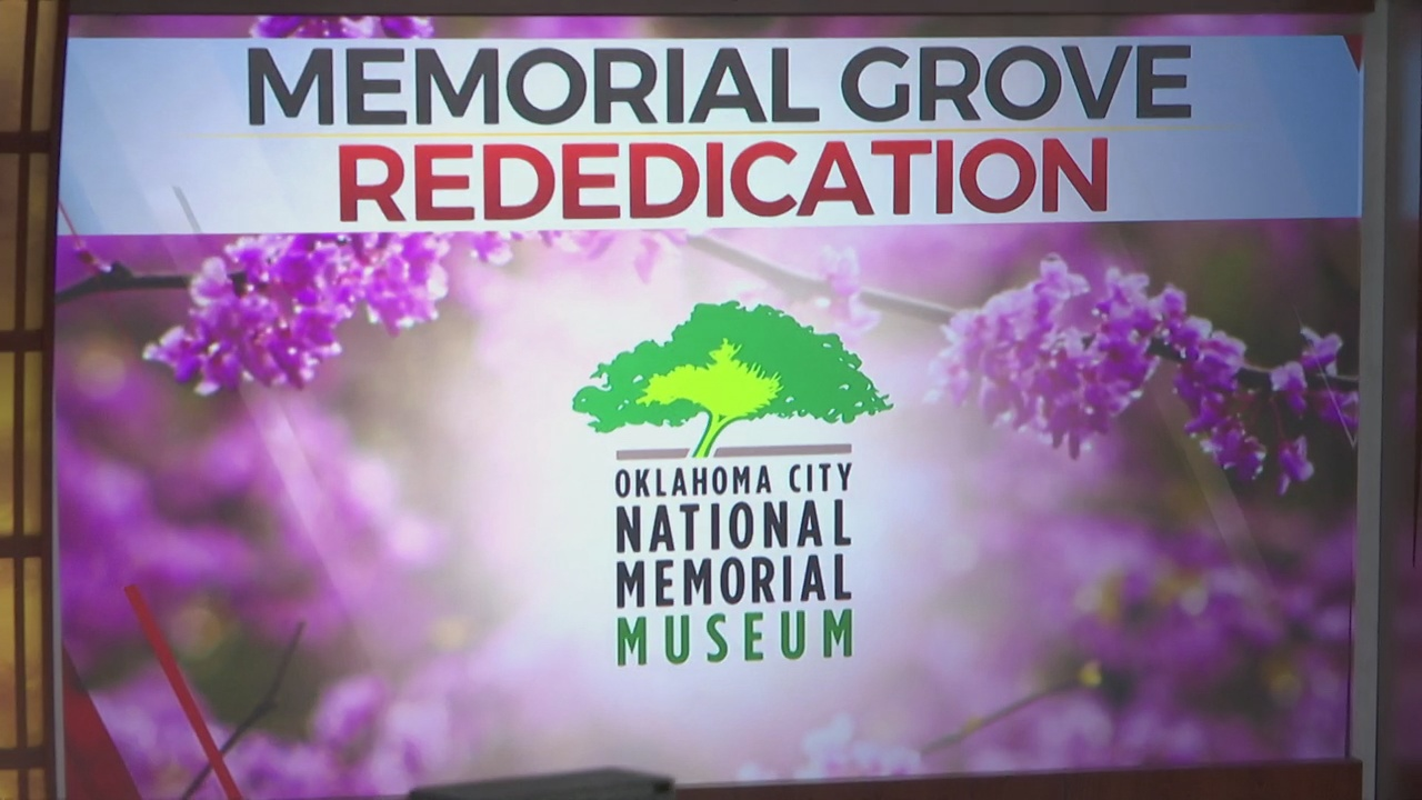 State Leaders, OKC National Memorial And Museum Host Rededication Ceremony