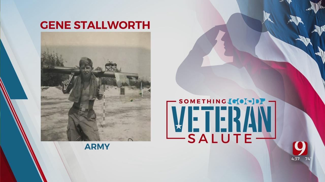 Veteran Salute: Gene Stallworth