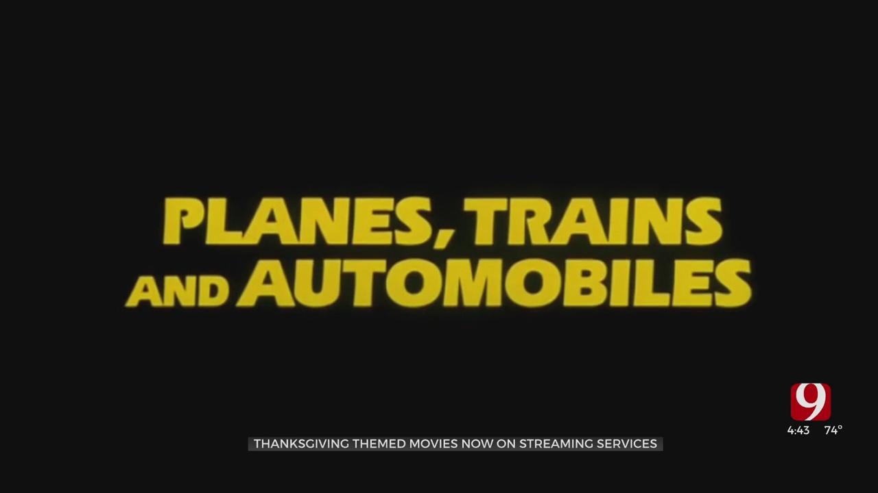 Dino's Movie Moment: Thanksgiving Movies