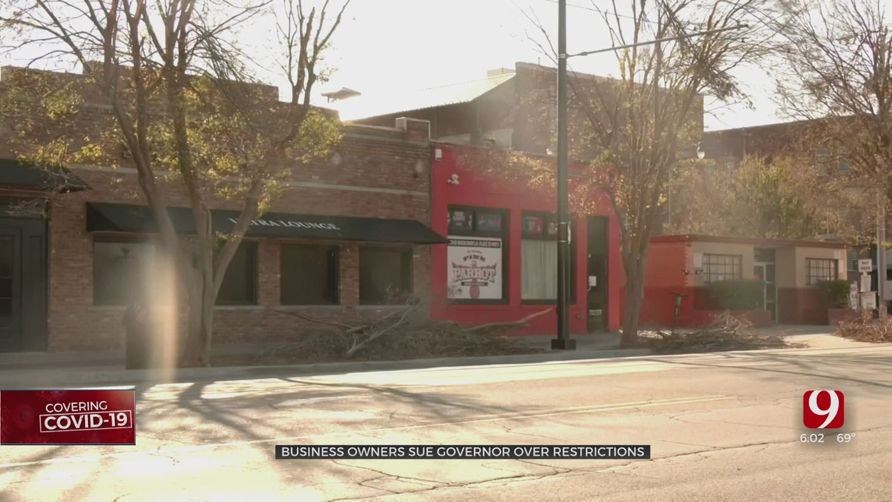 Judge Denies Bar Owners' Request To Block State-Mandated Closing Time