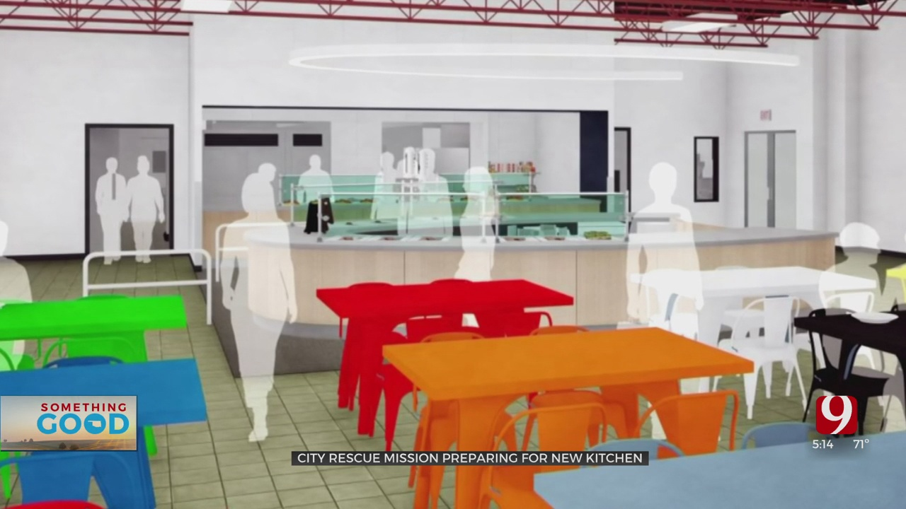 City Rescue Mission To Begin Construction Of New 'Kitchen Of Hope'