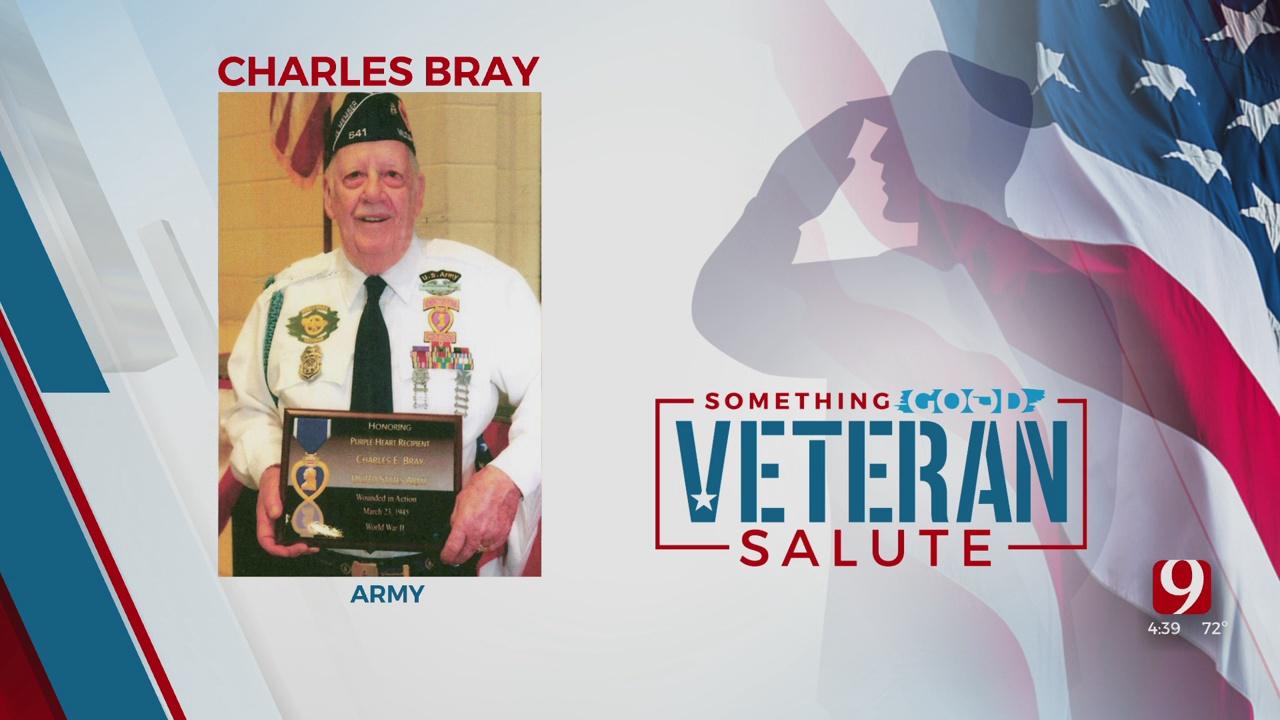 Veteran Salute: Charles Bray