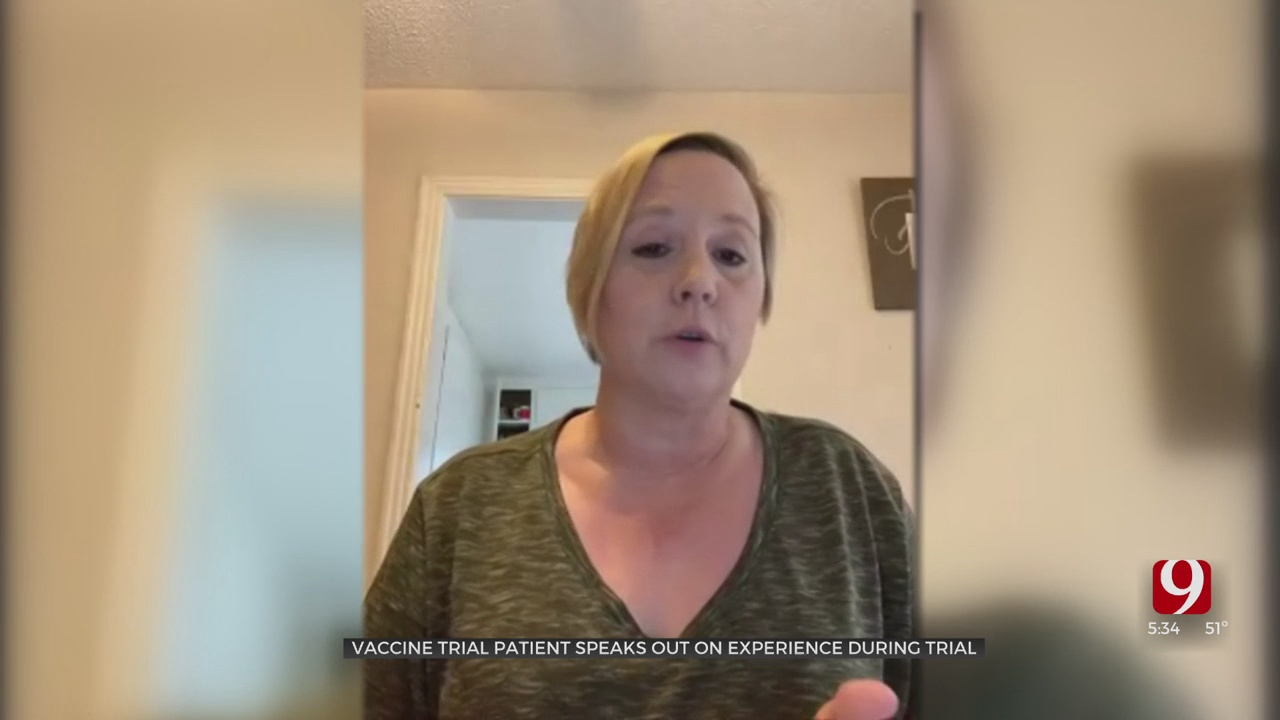 COVID-19 Vaccine Trial Patient Speaks Out On Experience During Trial