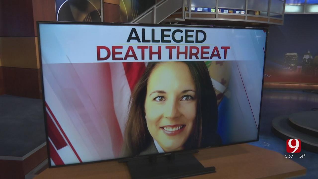 Norman Mayor Receives Alleged Death Threat