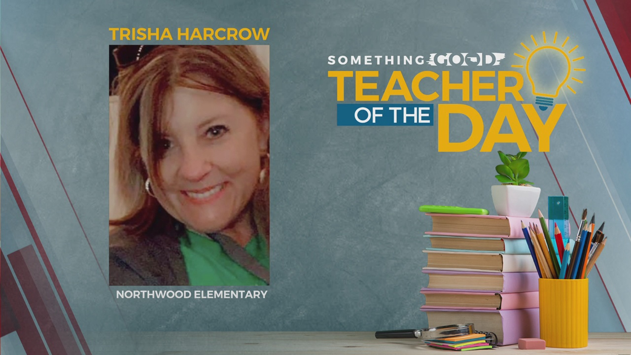 Teacher Of The Day: Trisha Harcrow
