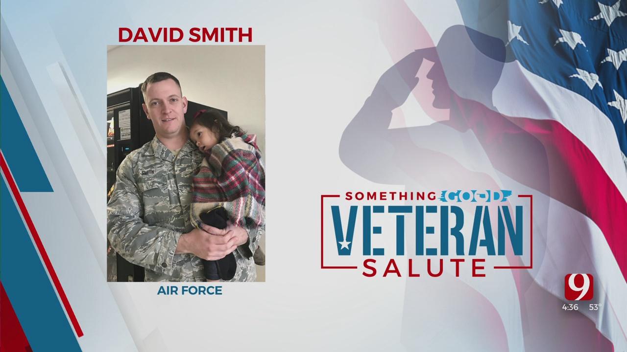 Veteran Salute: David Smith