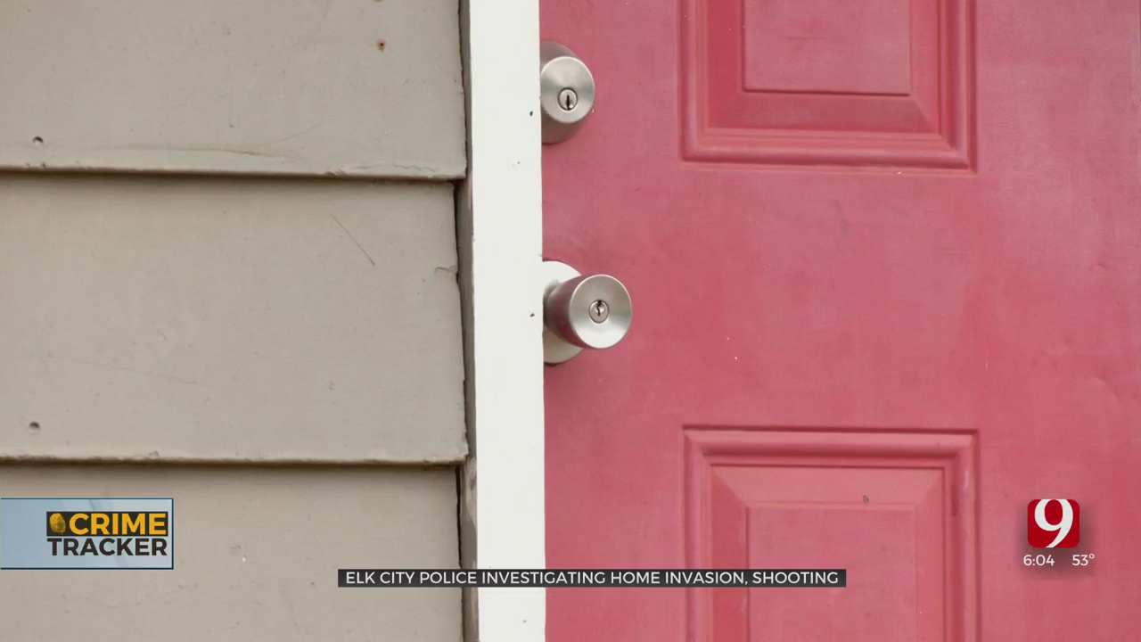 Police Say Homeowner Shoots 2 Suspects, Killing 1 In Elk City Home Invasion