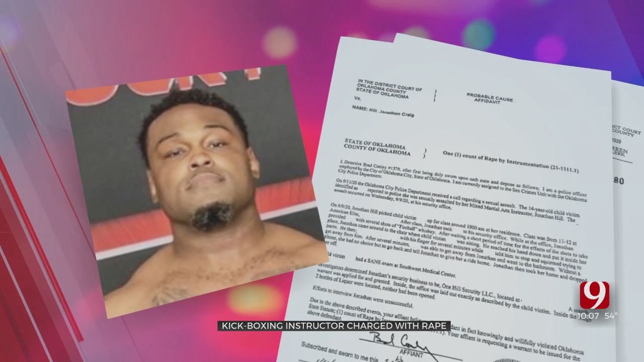 Local Kickboxing Instructor Accused Of Raping 14-Year-Old Student