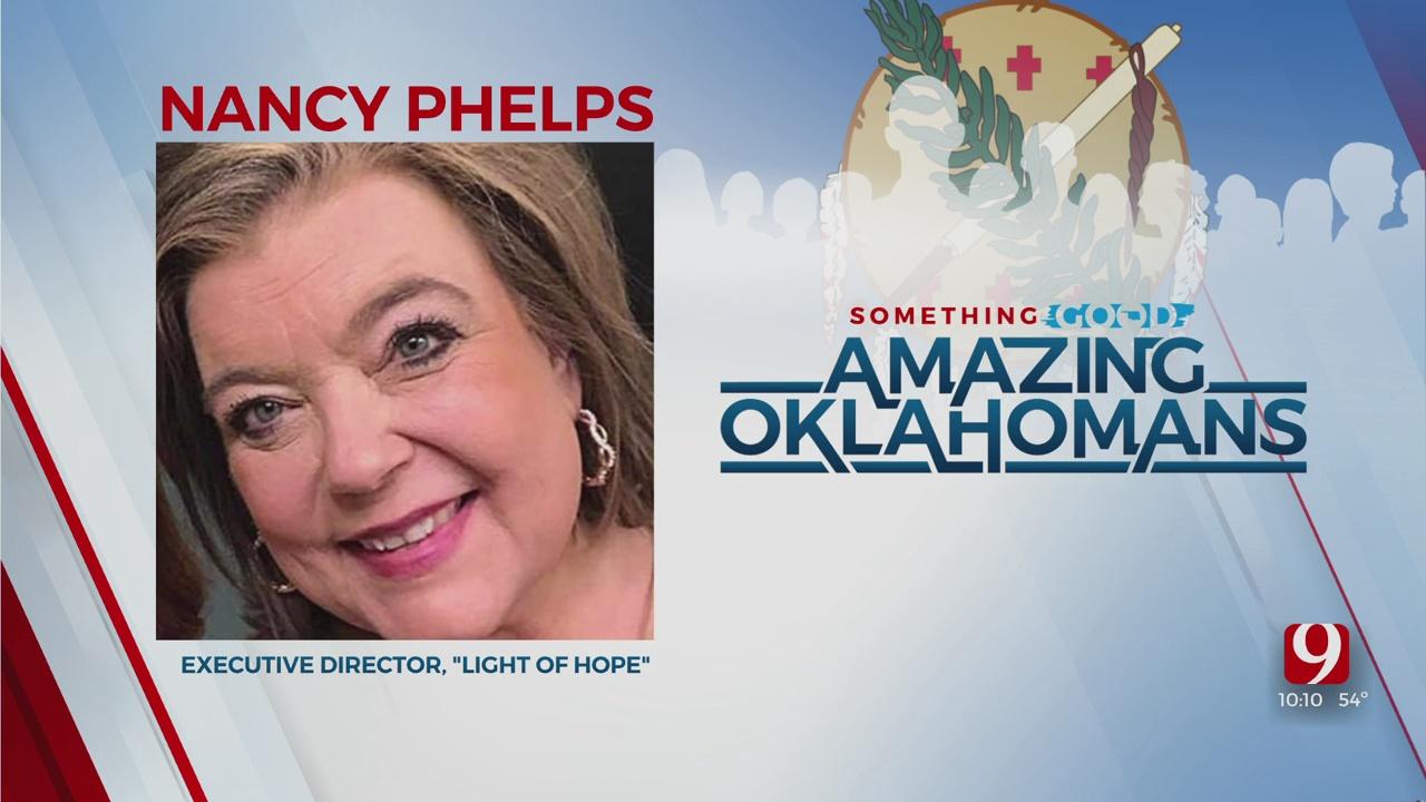 Amazing Oklahoman: Nancy Phelps 'An Angel On Earth'