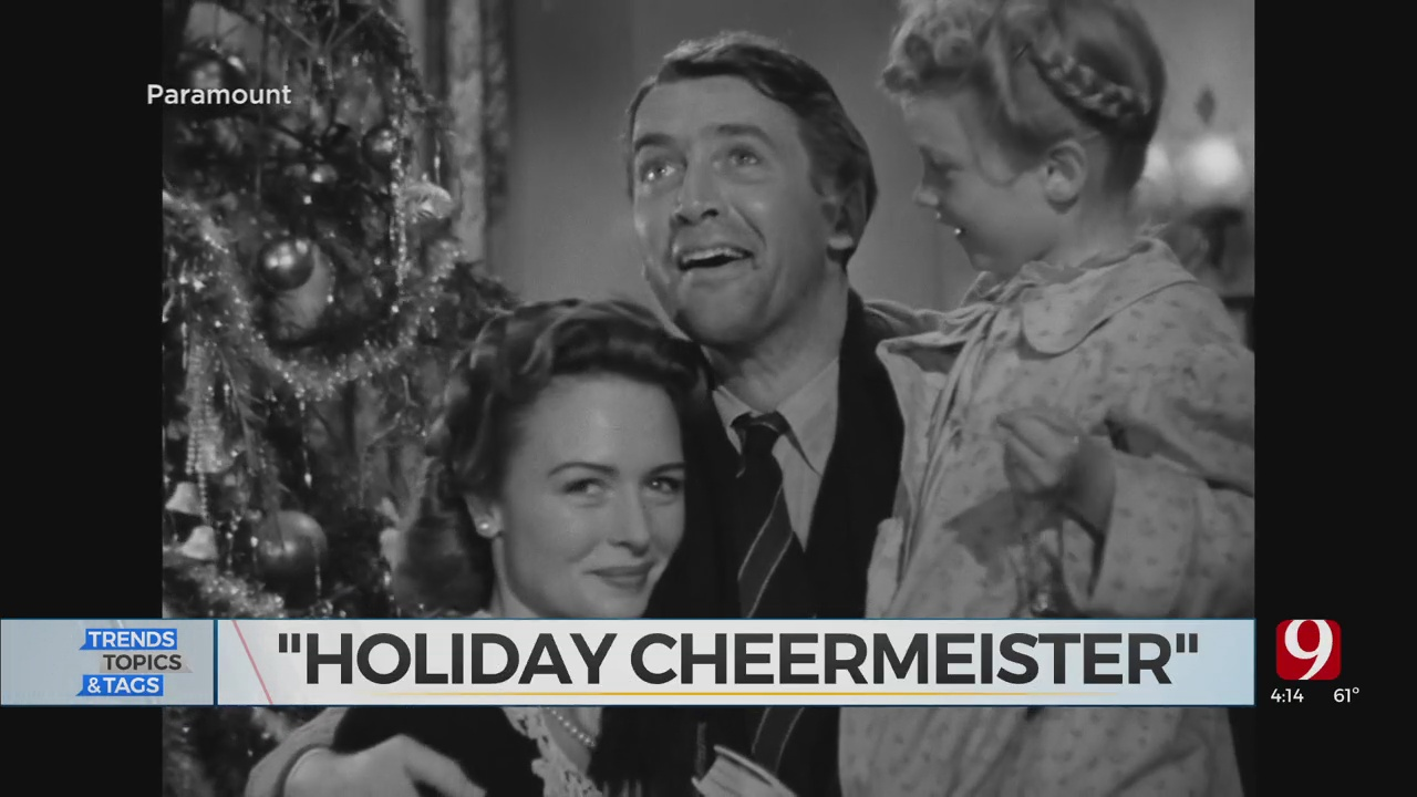 Trends, Topics & Tags: 'Holiday Cheermeister'