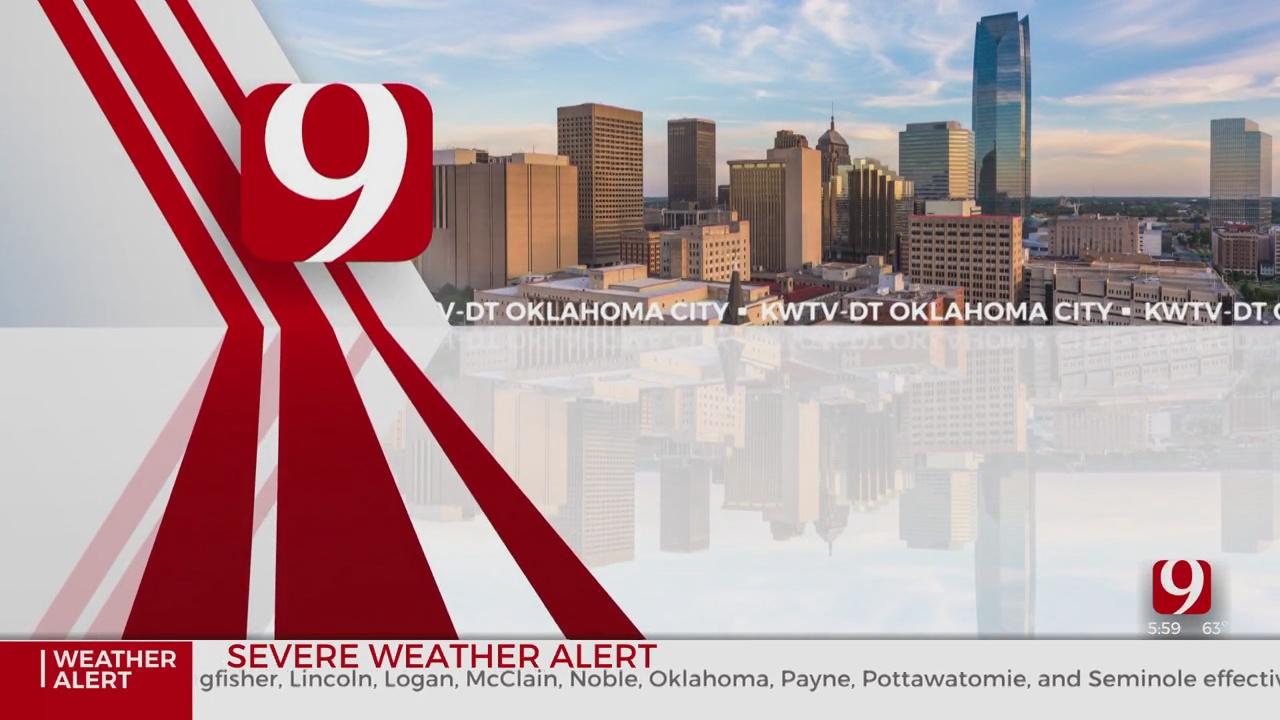 News 9 6 p.m. Newscast (November 24)