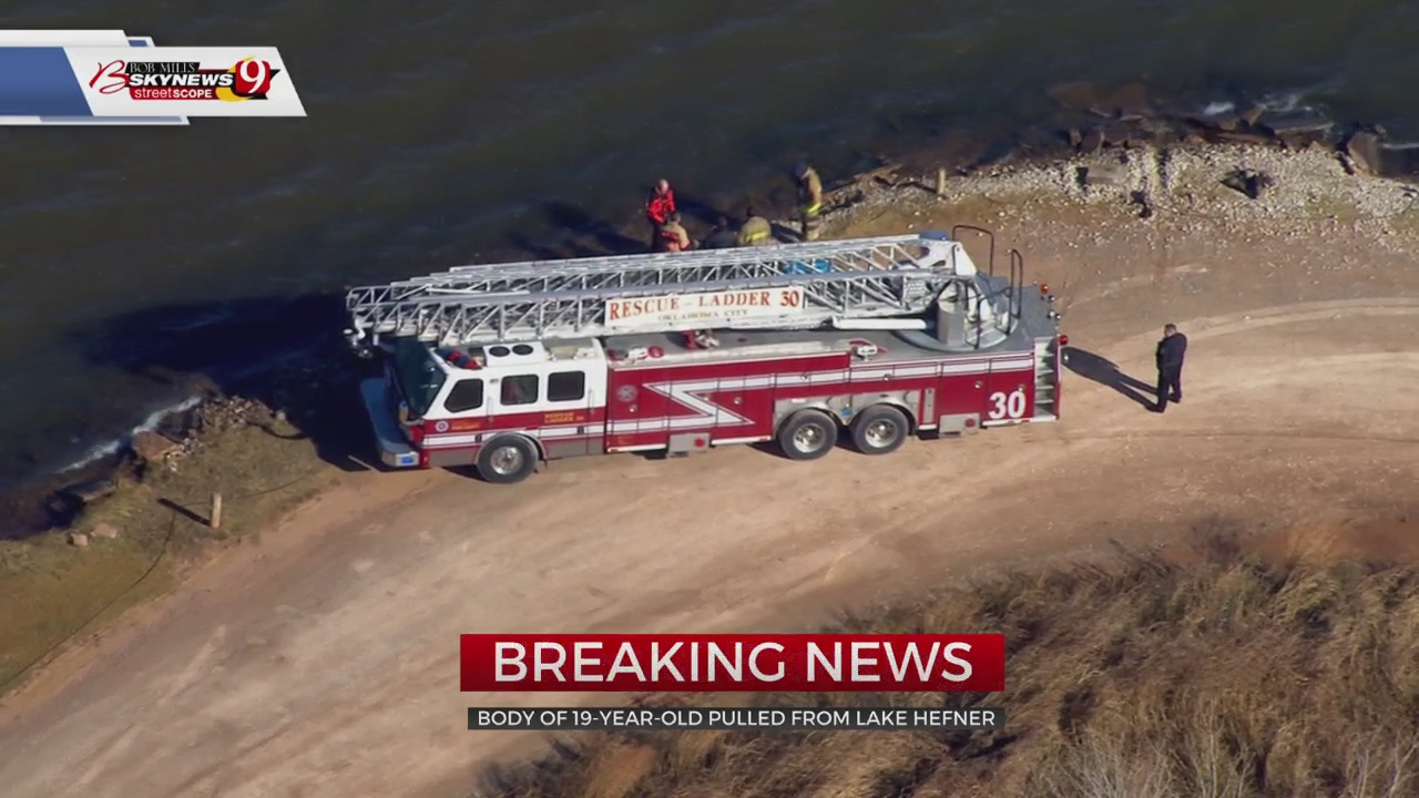Body Of 19-Year-Old Pulled From Lake Hefner