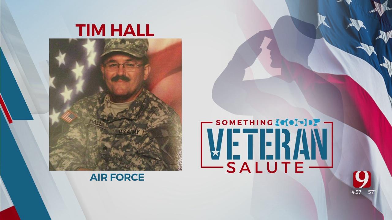 Veteran Salute: Tim Hall