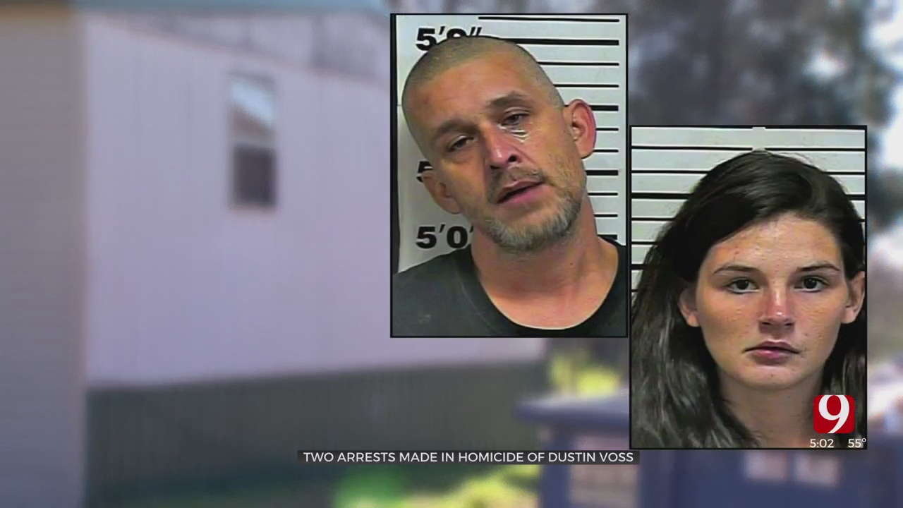 Two Arrested, Accused Of Shooting Man & Dumping His Body At SE OKC Hospital