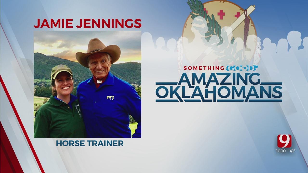 Amazing Oklahoman: Jamie Jennings