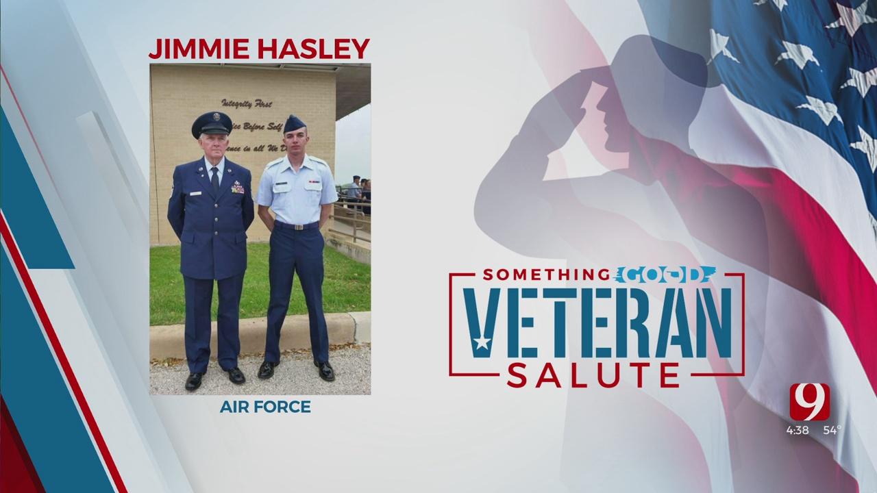 Veteran Salute: Jimmie Hasley
