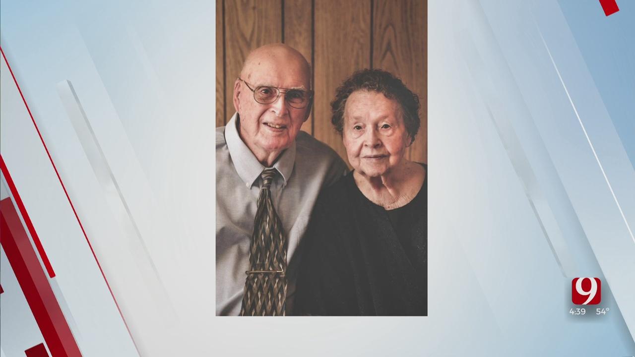 Oklahoma Couple Celebrates 70th Wedding Anniversary This Thanksgiving