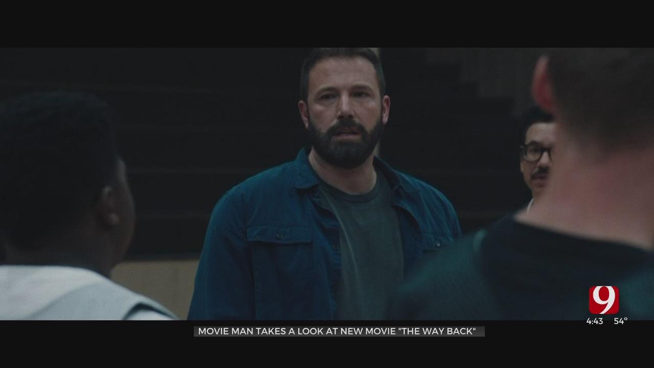 Dino's Movie Moment: New Movie 'The Way Back'