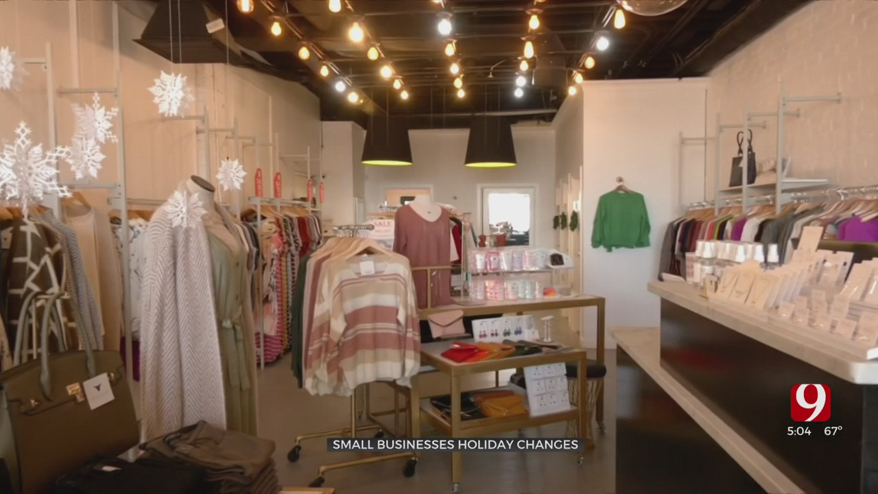 Holiday Shopping Make Or Break For Many Local Businesses