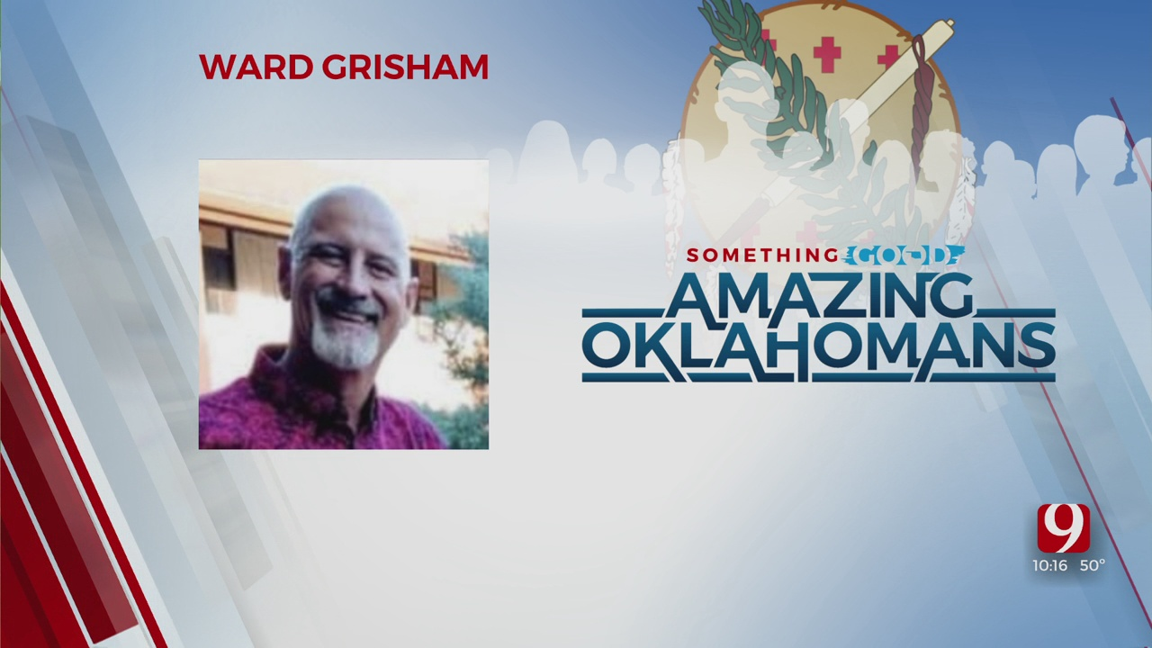 Amazing Oklahoman: Ward Grisham