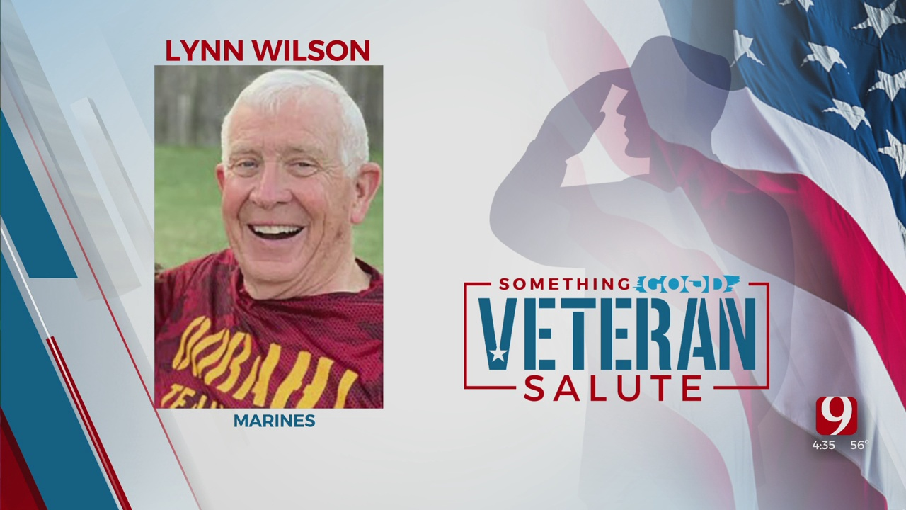 Veteran Salute: Lynn Wilson
