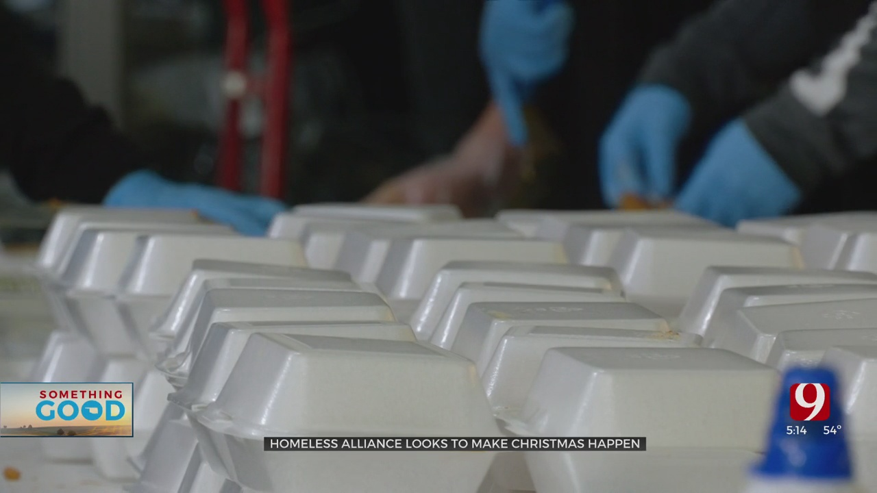 Hot Meals Served, Warm Clothes Needed At Homeless Alliance