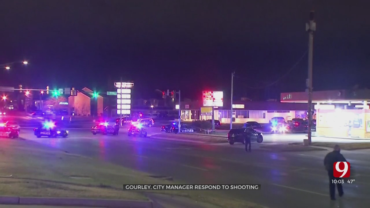 OKC Police Chief, City Manager Release Joint Statement After Shooting Death Of 15-Year-Old Boy